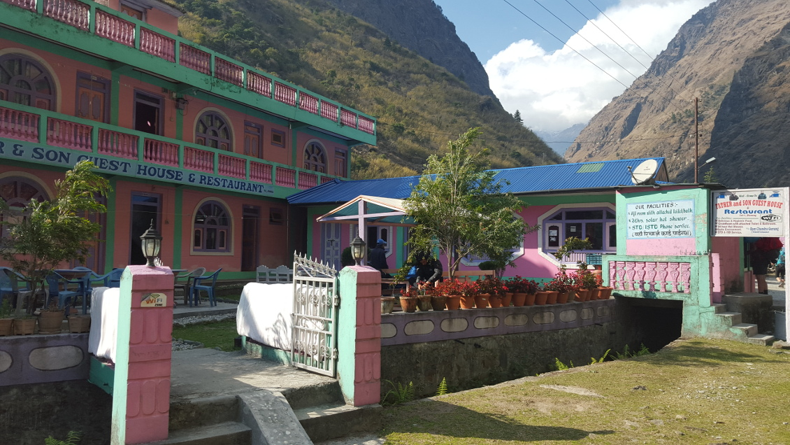Guest house Tal - Himalaya (Nepal)