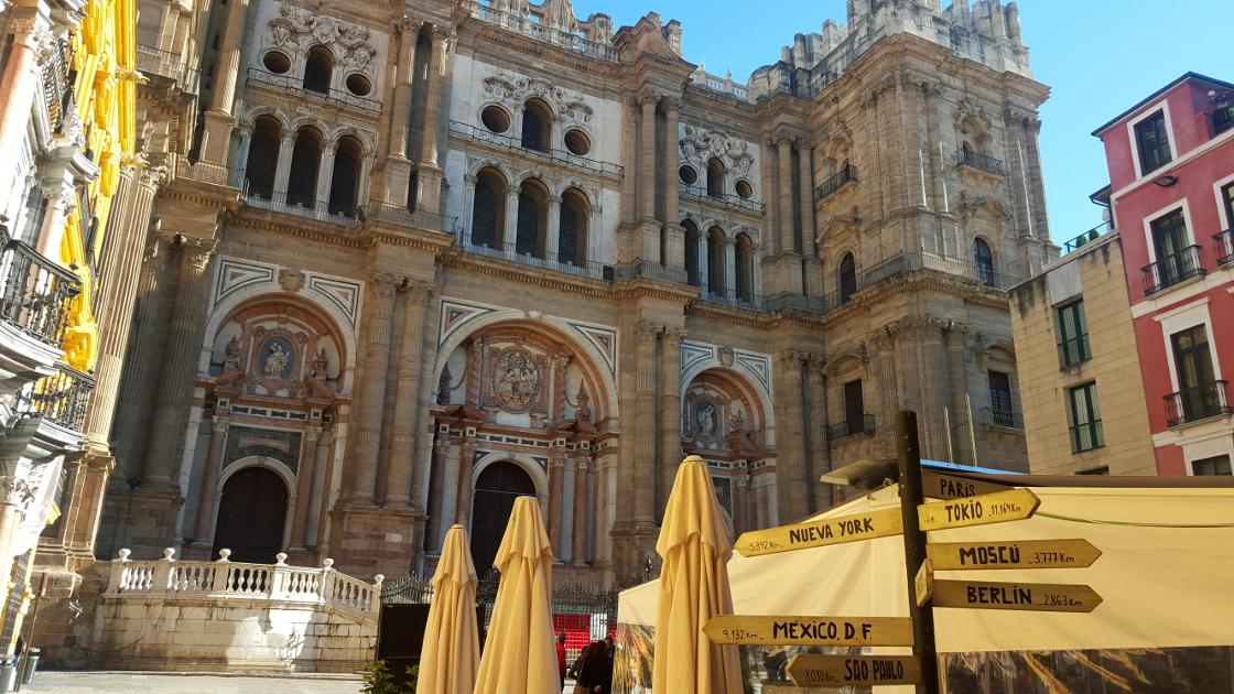 Plaza del Obispo - Màlaga (Espagne)
