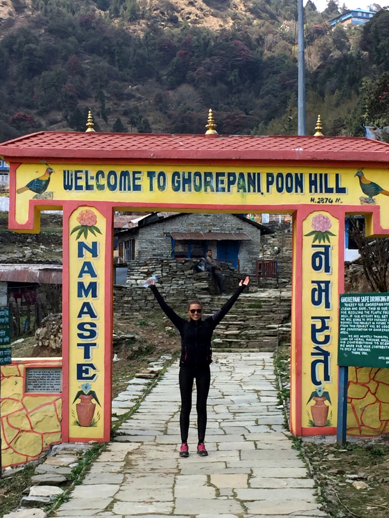 Village etape de Gorepani - PoonHill (Nepal)