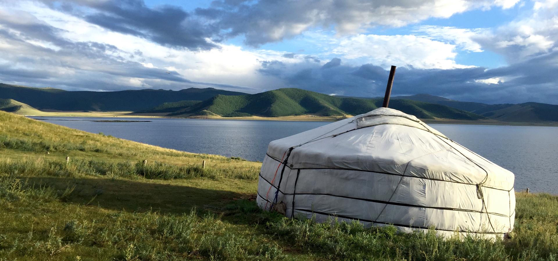 Yourte en Mongolie – Page accueil