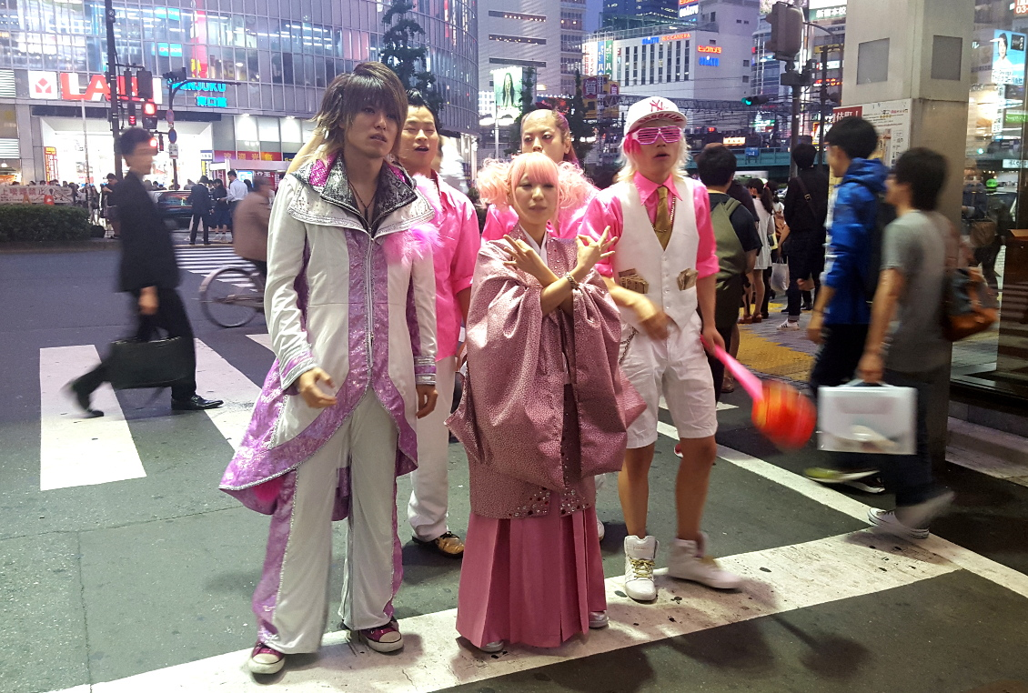 Cosplay - Tokyo (Japon)