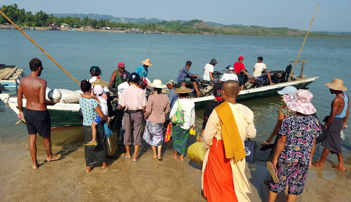Port de Gwa - Gwa (Myanmar)