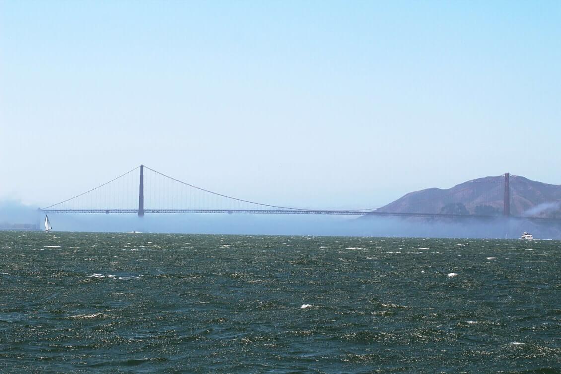 Alcatraz - meilleurs points de vues pour observer le Golden Gate Bridge