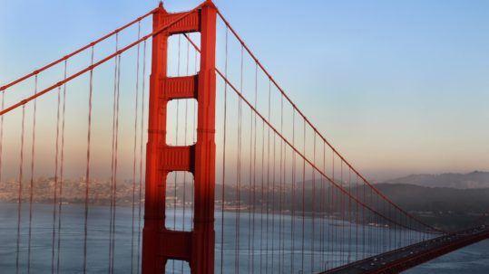 Golden gate brige slider - meilleurs points de vue pour observer le Golden gate Bridge