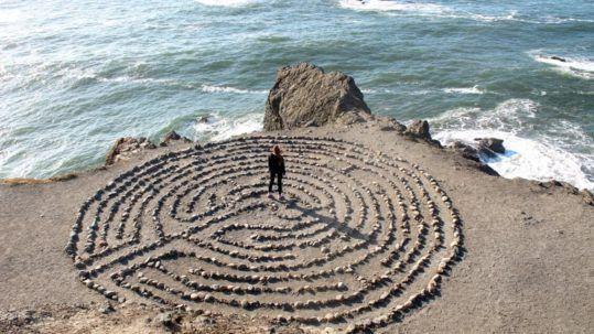 Labyrinth lands end est un insolite à voir à San Francisco