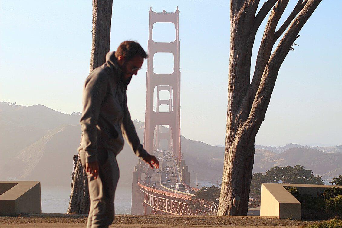 Meilleurs points du vues pour observer le golden gate bridge - depuis Golden gate overlook
