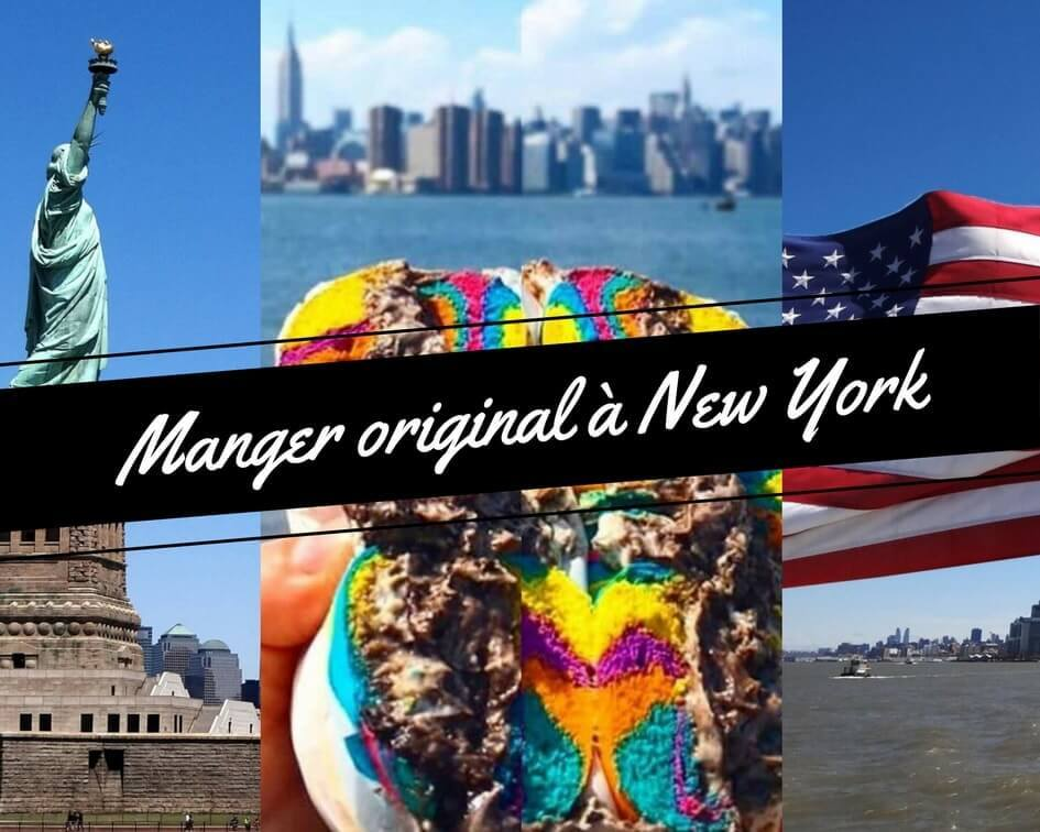 Manger original a New York slider