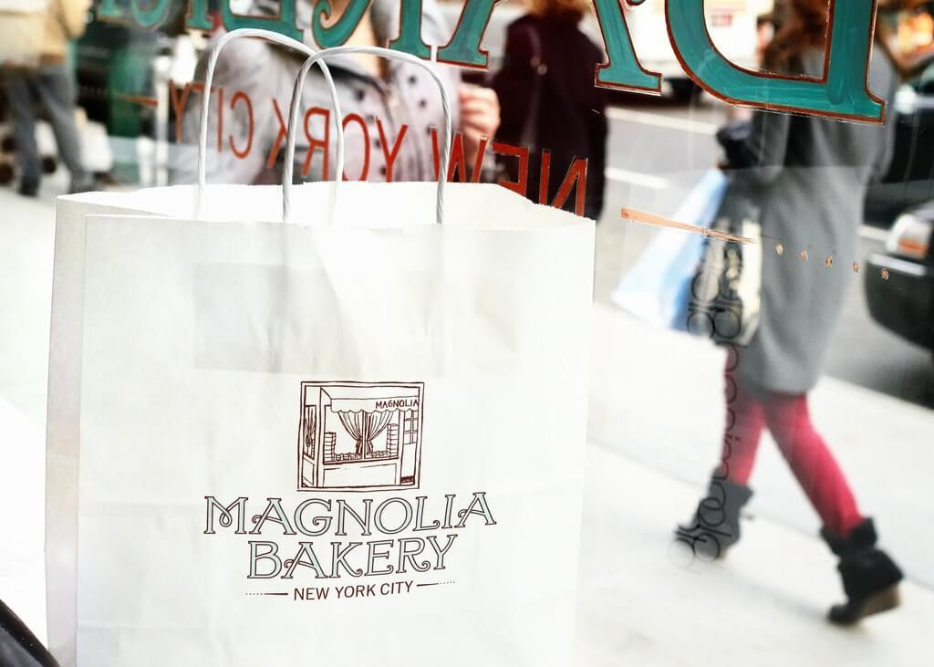 Manger original a NewYork-The MagnoliaBakery