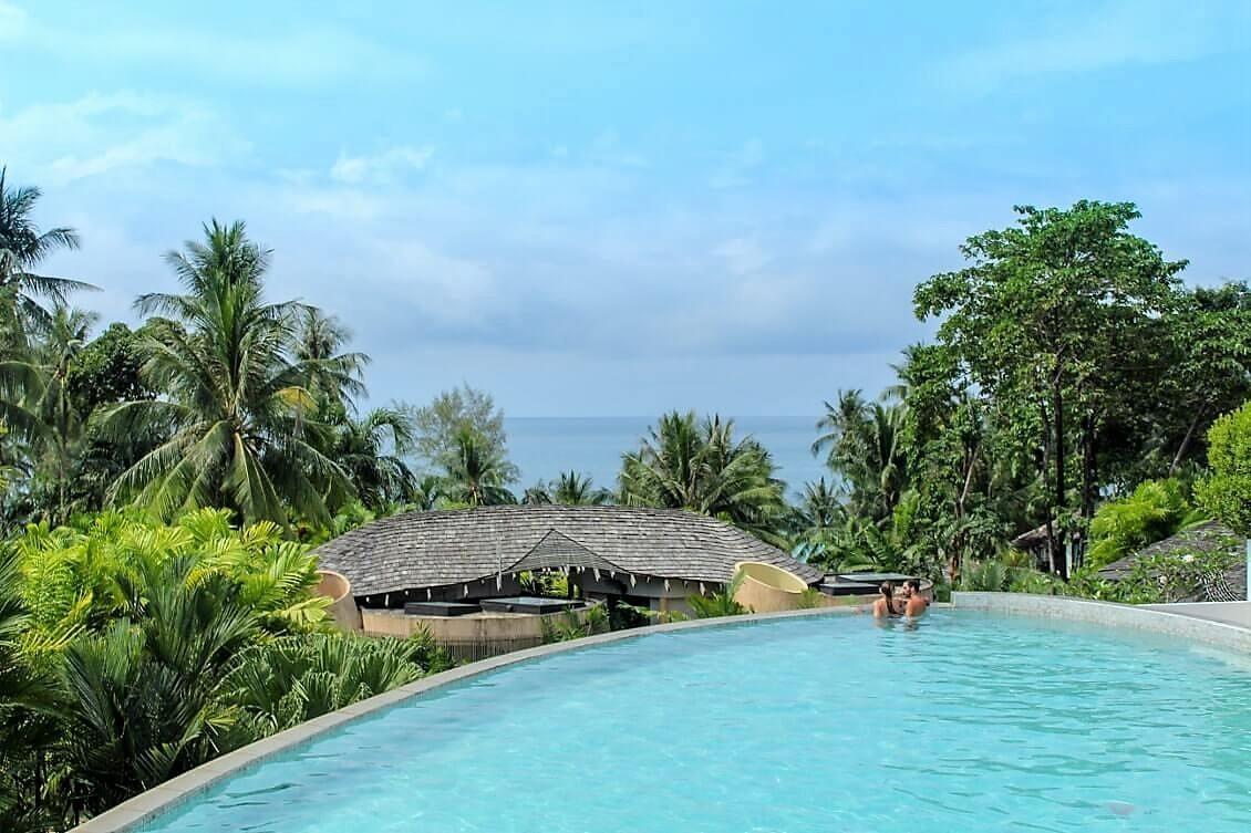 Dormir à Koh Kood au Cham's House resort hotel