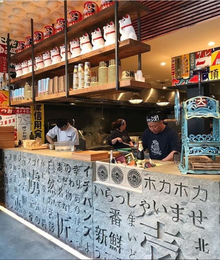 Londres les restaurants à ne pas manquer en allant au Ichibuns
