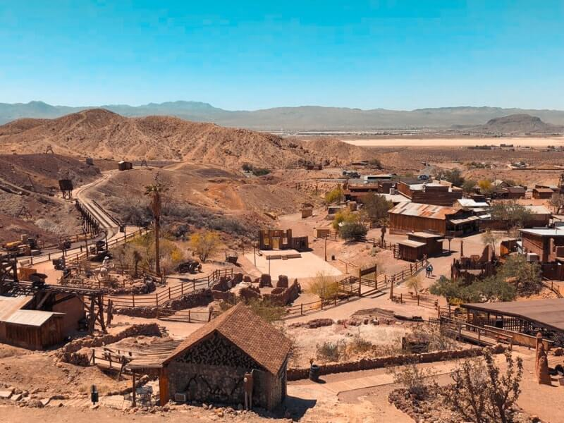 Route-de-Los-Angeles-a-Las-Vegas-visiter-calico-ghost-town
