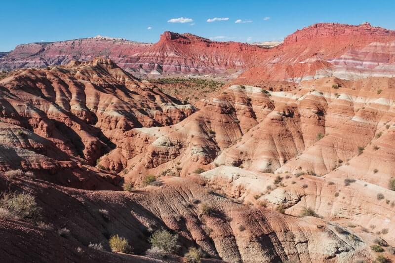 Canyons-autour-de-Las-Vegas-paria-river
