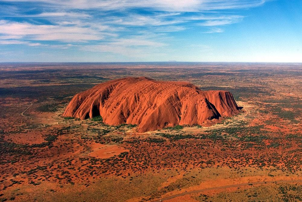 Découvrir Uluru