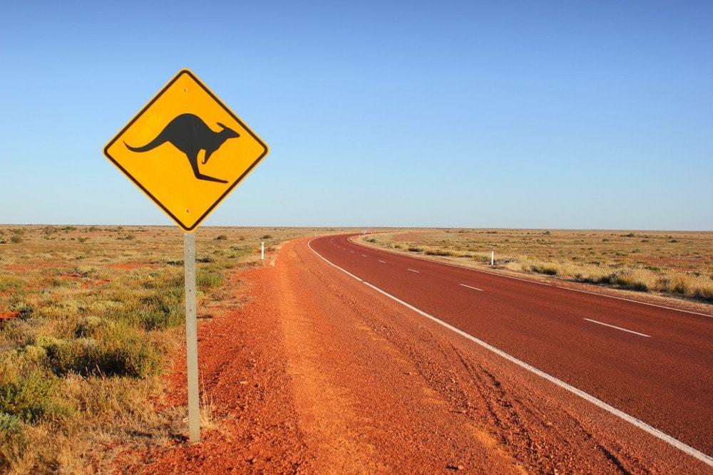 Faire un road trip dans l'Outback