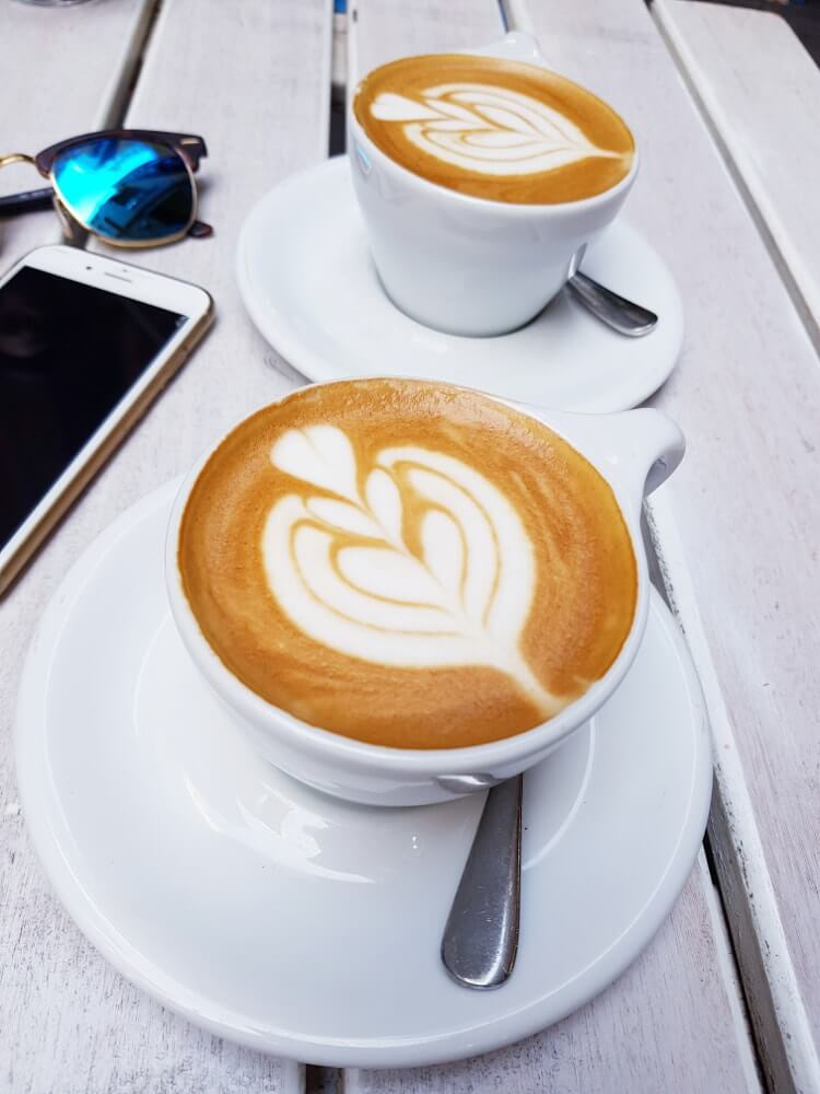 Visiter Melbourne : boire_du_cafe