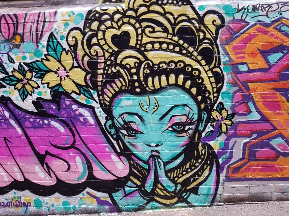 Visiter Melbourne : street_art_Croft_alley