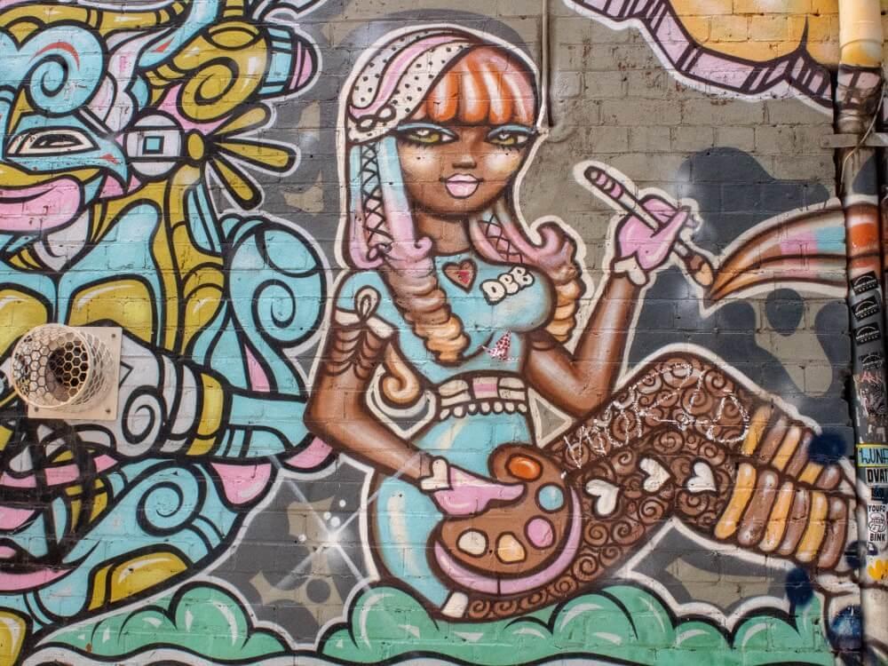 Visiter Melbourne : street_art_Ranking_lane_Melbourne