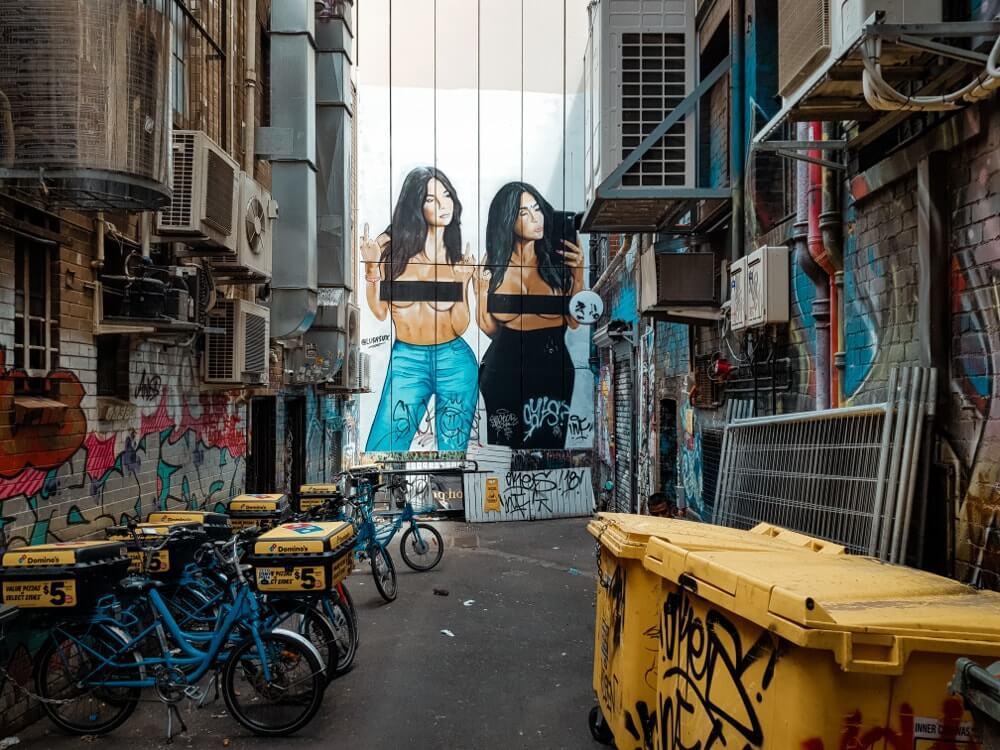 Visiter Melbourne : street_art_drewery_lane