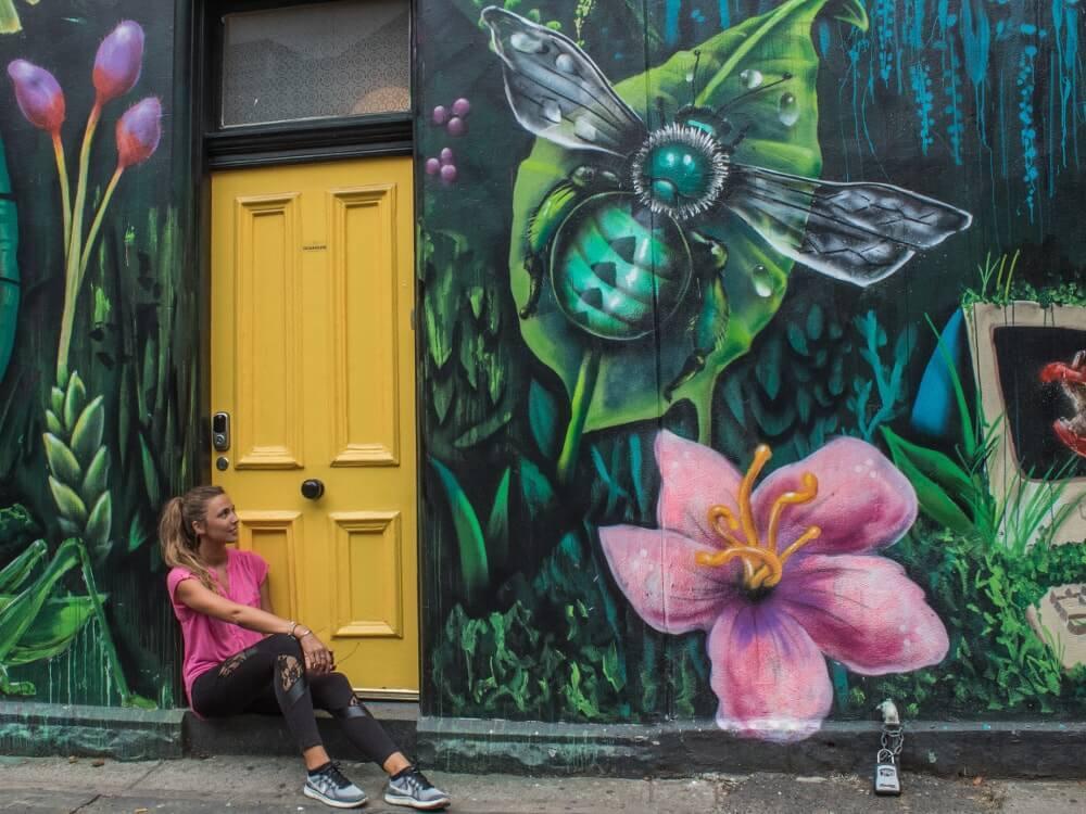 Visiter Melbourne : street_art_meyers_place