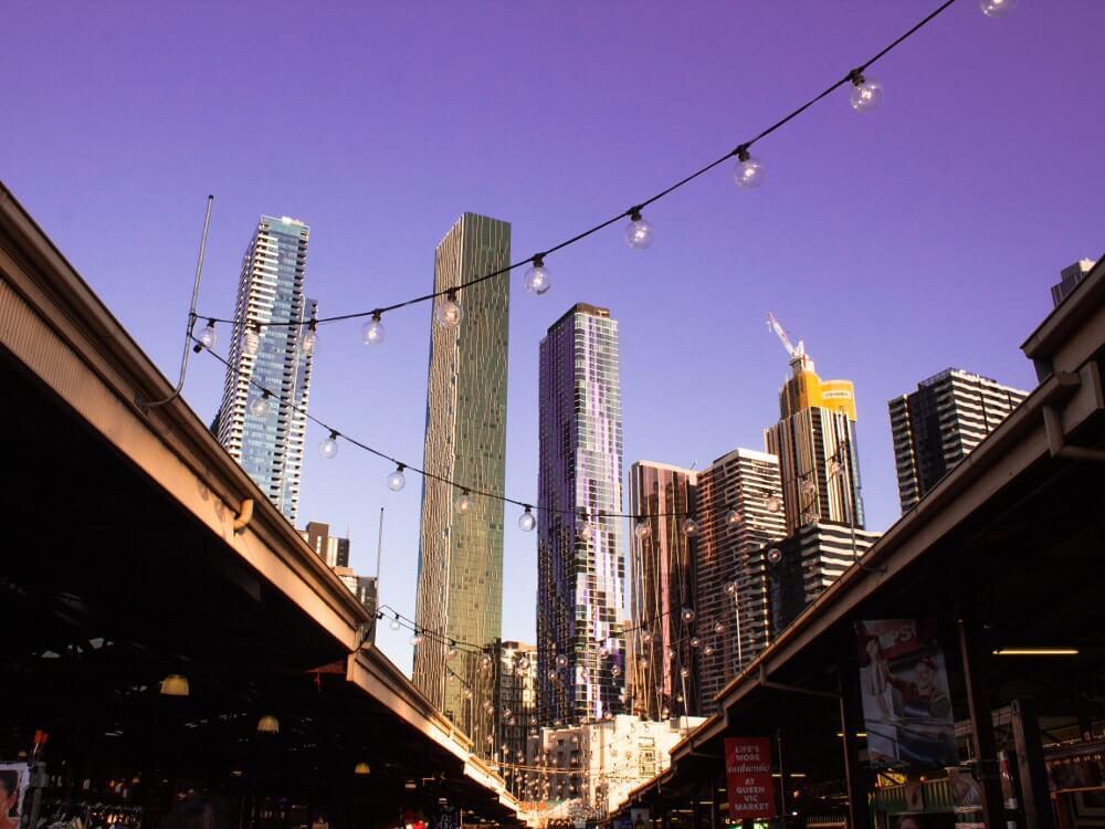 Visiter Melbourne : summer_night_market