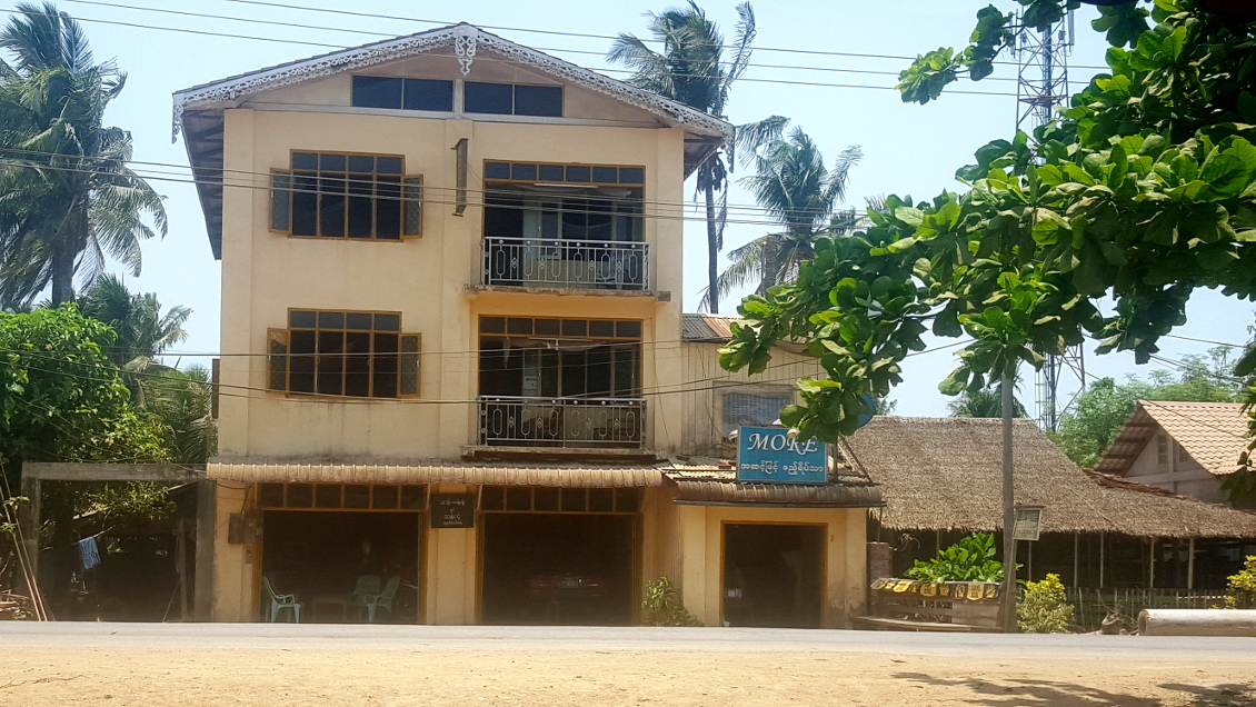 More Guesthouse - Gwa (Myanmar)