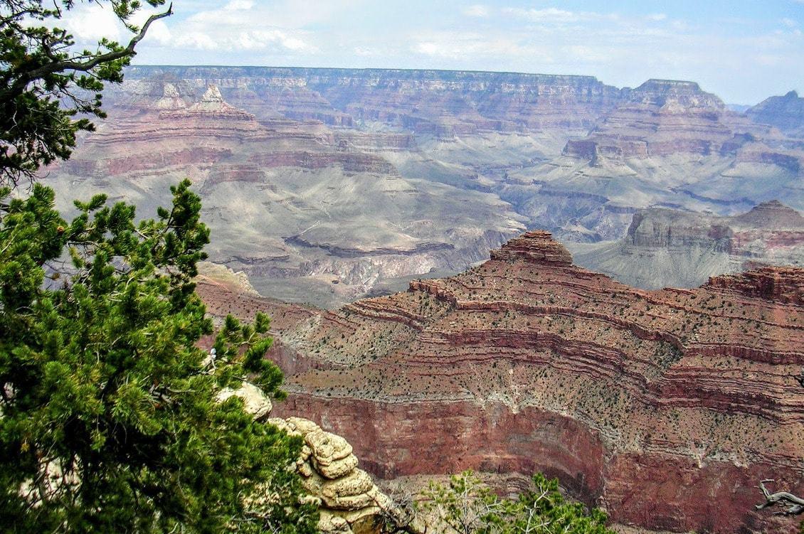 Canyon coloré aux Etats Unis - les plus beaux paysages du monde observables en France