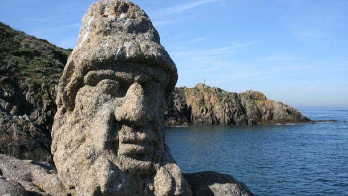 Les rochers sculptés de Rothéneuf en Bretagne - les plus beaux paysages du monde observables en France