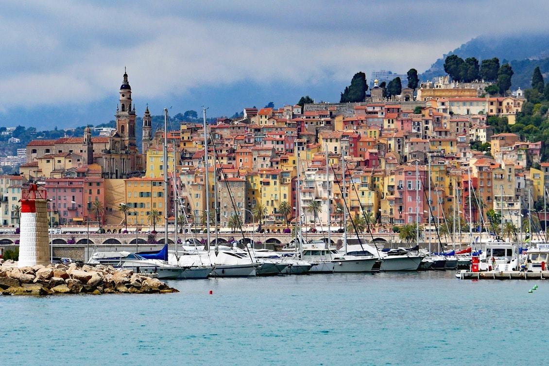 les plus beaux paysages du monde observables en France avec Menton