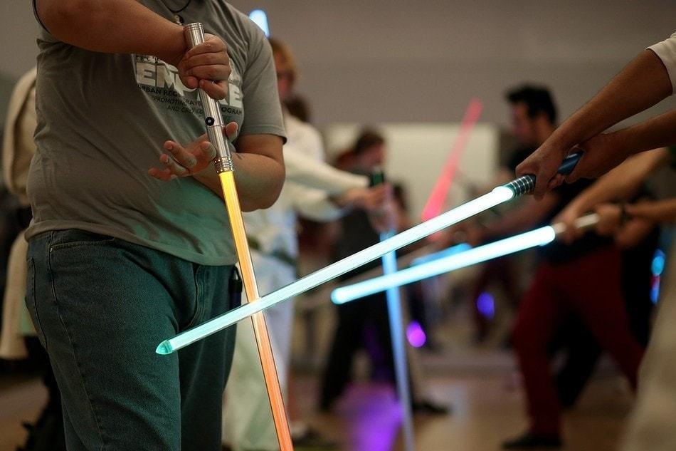 Ecole de sabre laser à San Francisco_Californie Les insolites à voir à San Francisco