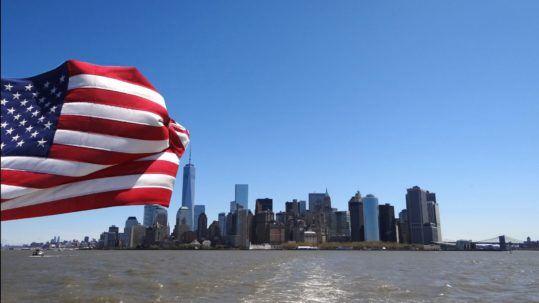 New York comme un New Yorkais - Skyline vue depuis le ferry