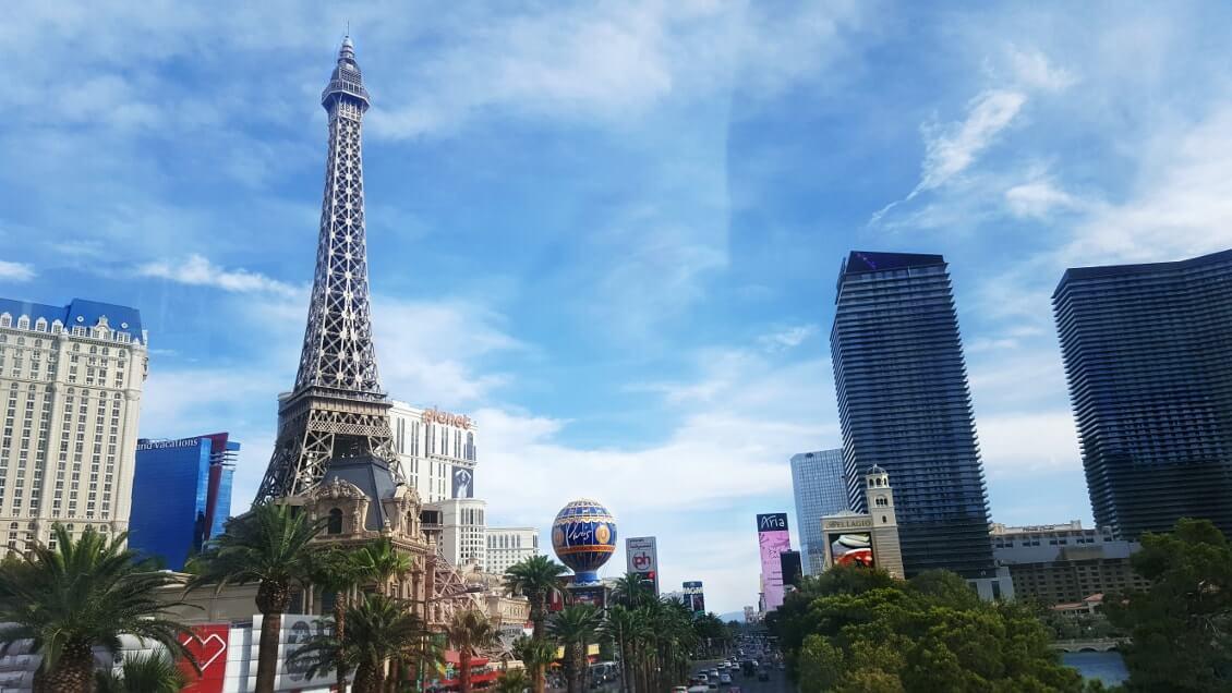 Las Vegas gratuit aux Etats Unis