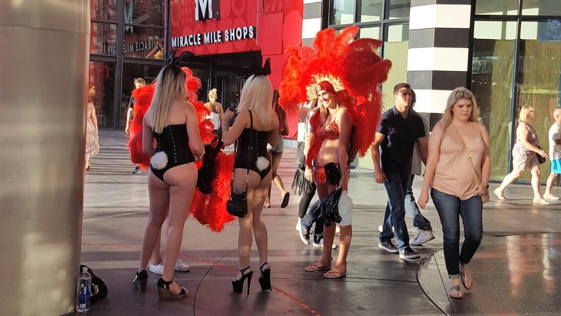 Las Vegas insolite - Balade sur le strip de Vegas