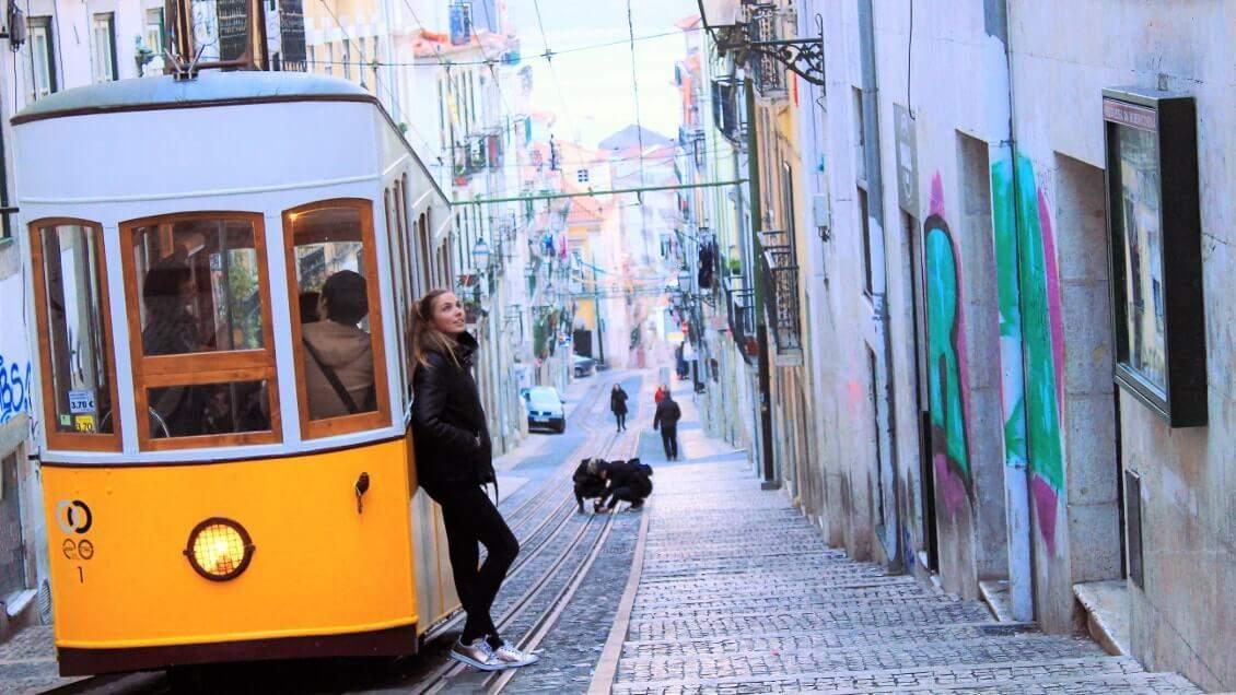 Visiter Lisbonne via le tram 28