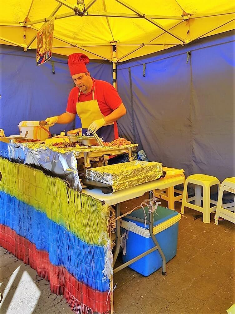 Londres les restaurants à ne pas manquer en mangeant au bouiboui venezuelien