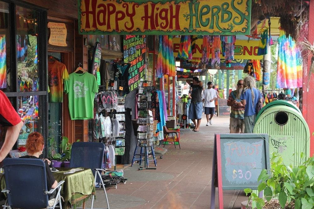 Visiter le village hippie de Nimbin