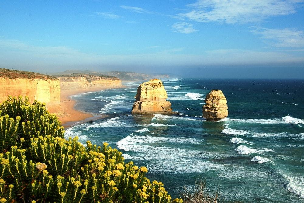 Faire un road trip le long de la Great Ocean road