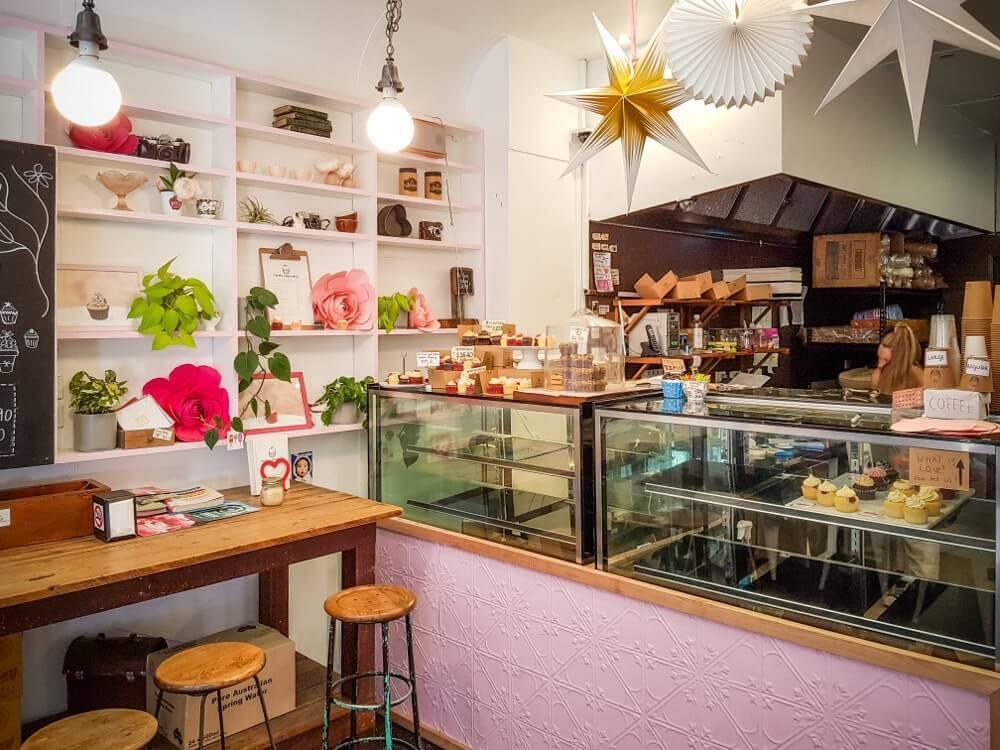 Cafés à Melbourne_Little_cupcake