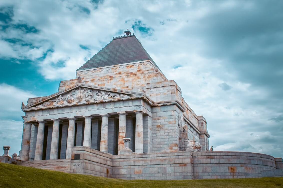 Melbourne_les_insolites_shrine_of_remembrance