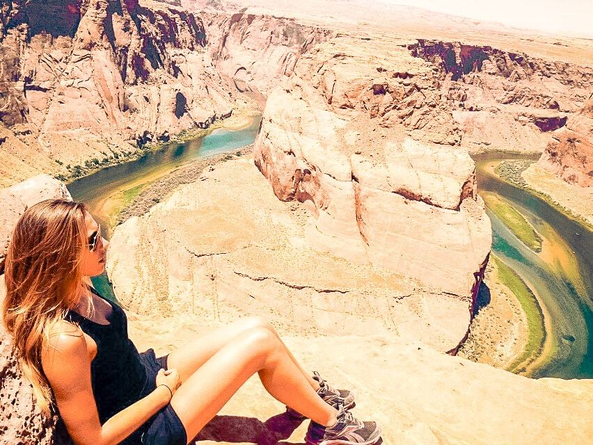Bucket list USA visiter horseshoe bend