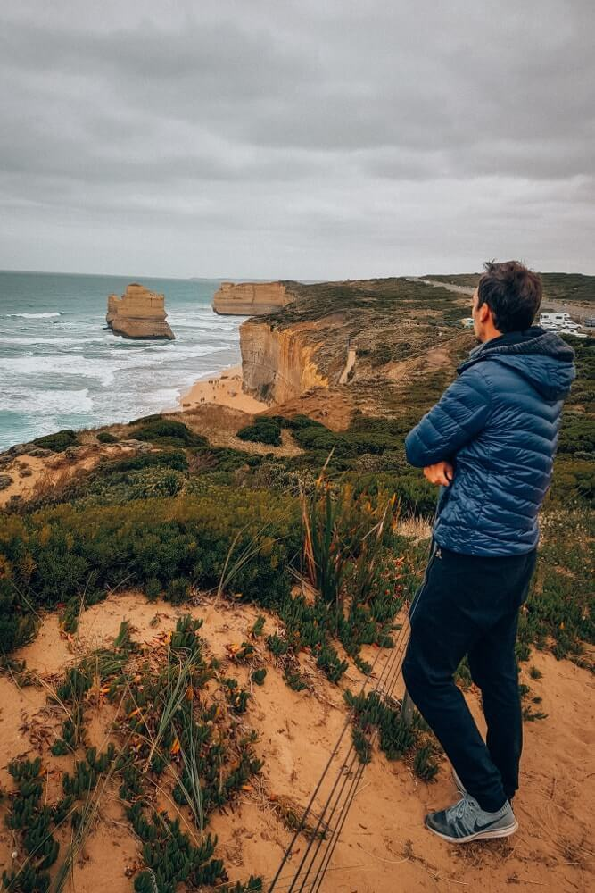 Road trip sur la Great Ocean Road twelve apostels Port Campbell National park