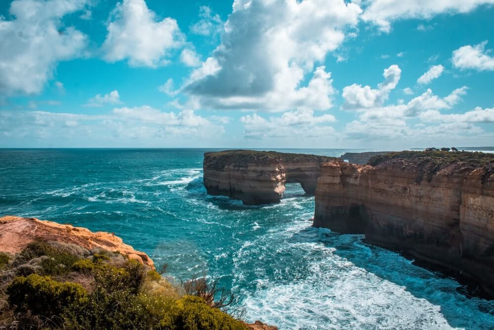 Road trip sur la Great Ocean Road twelve apostels balade dans Port Campbell National