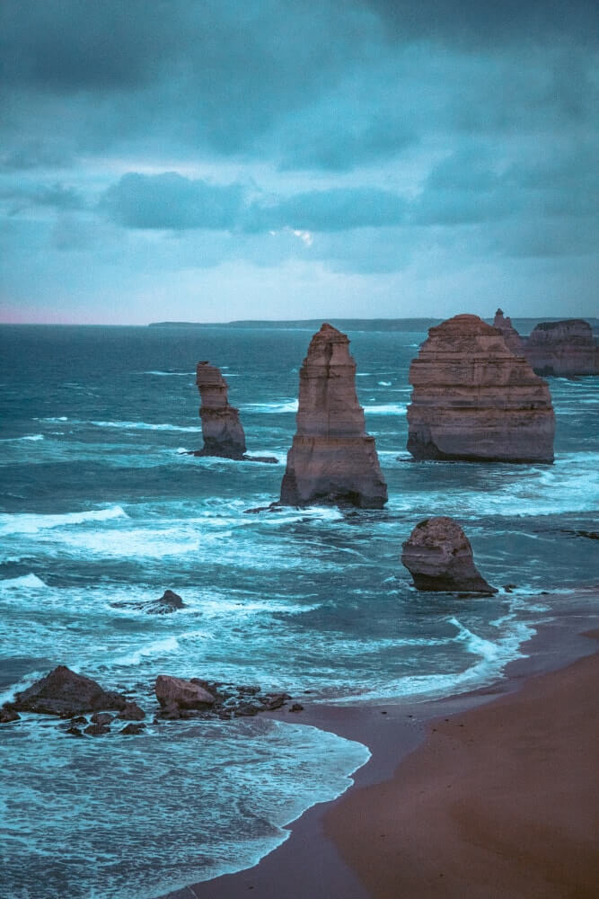 Road trip sur la Great Ocean Road twelve apostels douze apotres