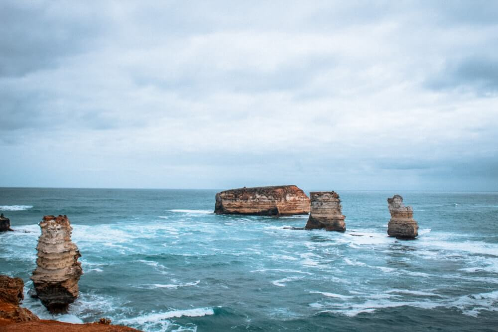 Road trip sur la Great Ocean Road twelve apostels