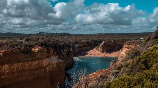 Road trip sur la Great Ocean Road twelve apostels image den tete