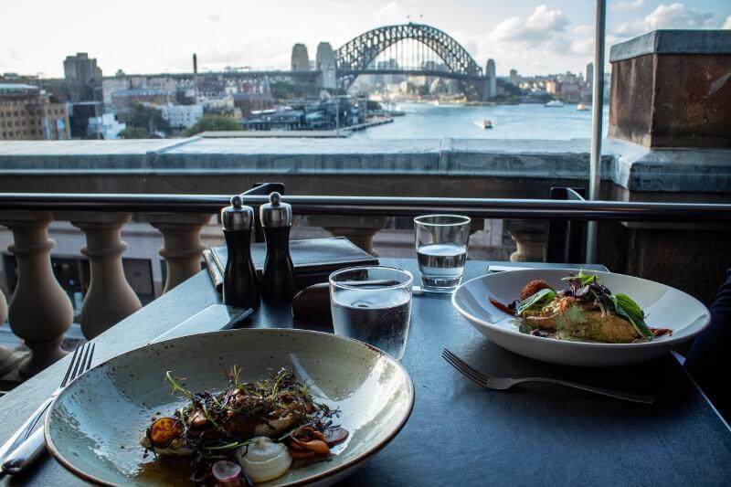 Visiter Sydney cafe sydney
