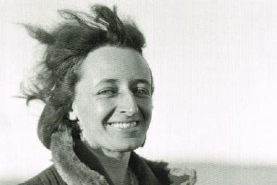 Coober Pedy la pionnière Minie Berrington en australie