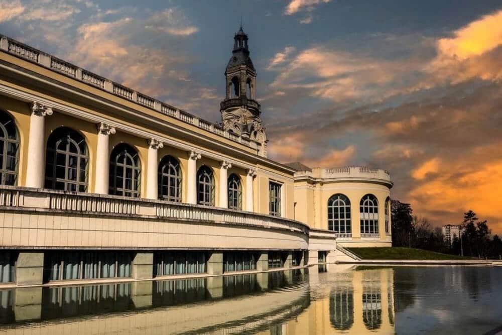 Pau et son palais Beaumont - du soleil dans les pcohes - blog voyage