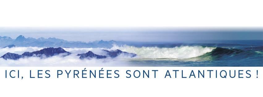 Visiter le Béarn - ici les Pyrénées sont Atlantiques