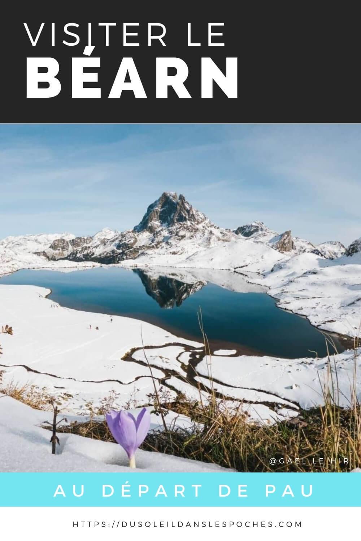 Visiter le Béarn au départ de Pau