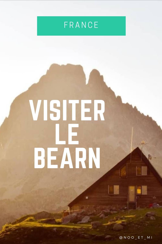 Visiter le Béarn Du soleil dans les poches blog voyage